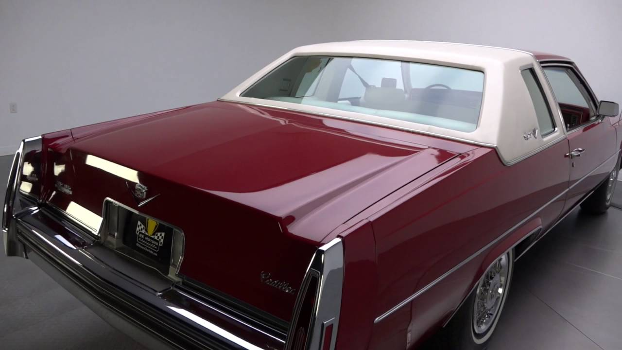 135706 / 1978 Cadillac Coupe DeVille - YouTube
