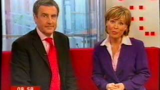 BBC One Continuity - Commonwealth Games Opening Ceremony (15th March 2006)