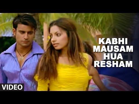 """""""Kabhi Mausam Hua Resham"""" - Full Video Song - Tere Bina by Abhijeet"""