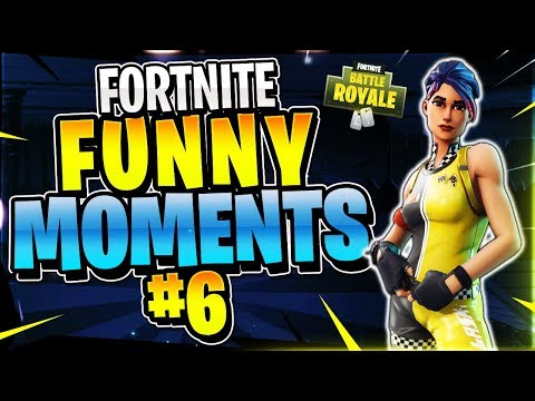 MY MOST EMBARRASSING MOMENT! Fortnite Funny Moments #6 (Fortnite Battle Royale)