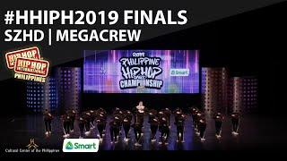 SZHD - Visayas | Megacrew Division at #HHIPH2019 Finals