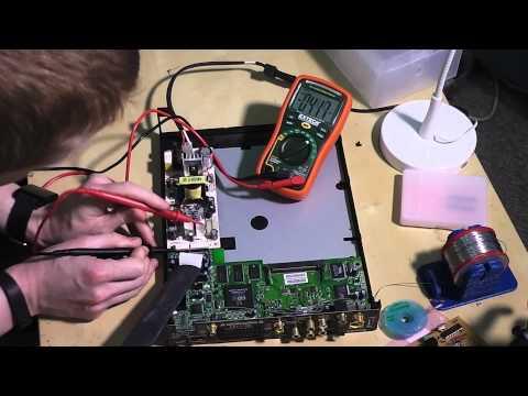 KISS Media Player Power Supply Fix