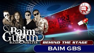 baim and gugun blues shelter behind the stage prj 2015 nstv