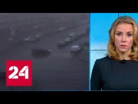 """""""Погода 24"""": Саратов в белой пелене - Россия 24"""