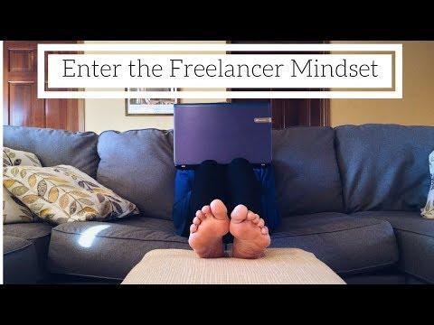 How to Enter the Freelance Mindset