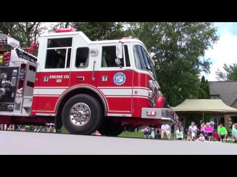 2017 Chilton Wisconsin Father's Day Parade