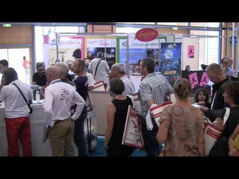 Ouverture de SalonsCE Lyon par Radio Lyon 1ère