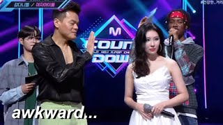 kpop moments that give me MAJOR second hand embarrassment (on crack) {part 2}