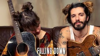 Download Falling Down (Lil Peep Cover) - Waxx feat Pomme Mp3 and Videos