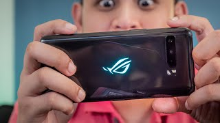 ASUS ROG PHONE 3 - Unboxing & Icip Gaming