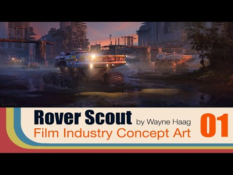 Rover Scout Concept
