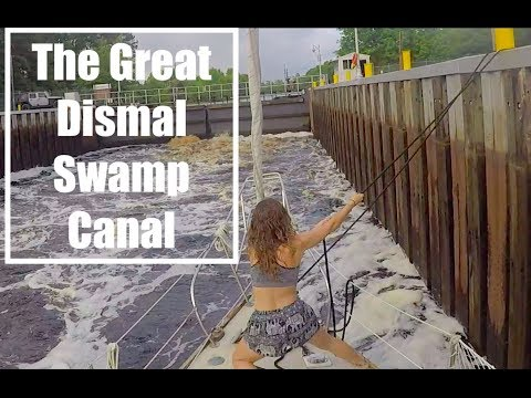 THE INTRACOASTAL WATERWAY Pt. 2 THE GREAT DISMAL SWAMP Ep.6