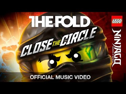 LEGO Ninjago Close The Circle — Official Music Video by The Fold