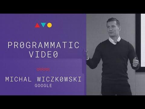 Measuring Programmatic Video | Michal Wiczkowski