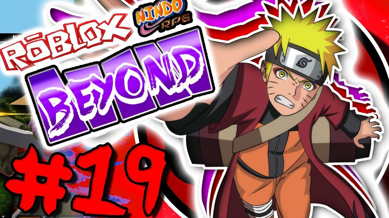 New Combat System Sage Mode And More Roblox Naruto Rpg Beyond Nindo Episode 19