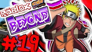 NEW COMBAT SYSTEM, SAGE MODE, AND MORE! | Roblox: Naruto RPG Beyond (Nindo) - Episode 19