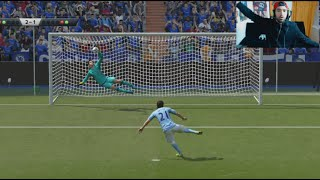 FIFA 16 Demo - Penalty Kicks - Chelsea Vs Manchester City - PS4 Gameplay