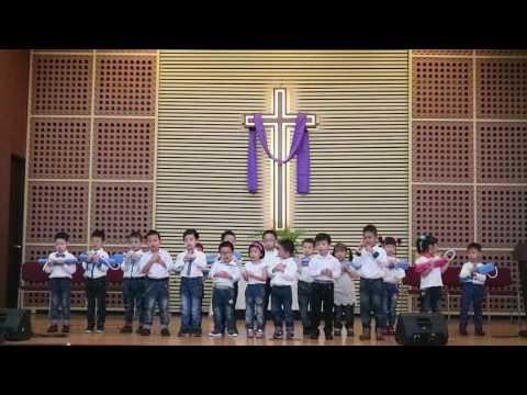 Yesus Sayang Semua -  TK Methodist