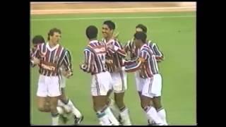 PEPSI CUP'93 鹿島アントラーズvsフルミネンセ