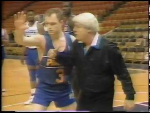January 1989 - Pacers Prepare for Mark Price and Cavs