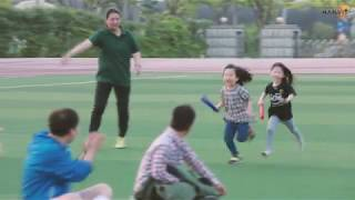 """2019 체육대회 """"전교인 계주"""""""