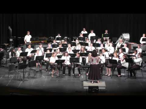Waukesha West Bands - A Fall Concert - Les Paul Middle School - 11.04.2015