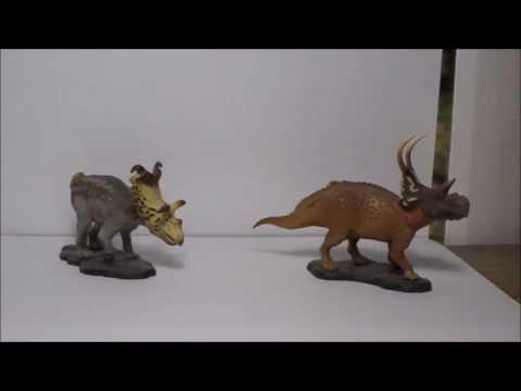 Ceratopsians Kaiyodo Capsule Q Museum Dino Joe