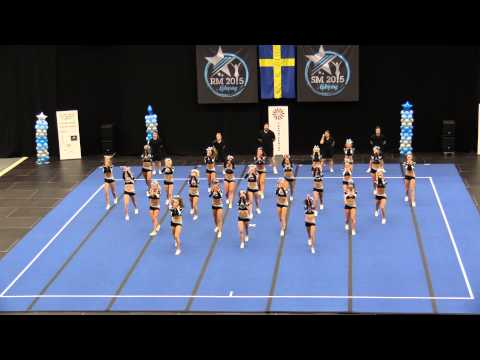 Cheerleading RM 2015, GCO Cougars