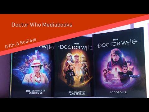 doctor-who---mediabooks-(die-schwarze-orchidee,-der-wächter-von-traken-und-logopolis)-im-hands-on