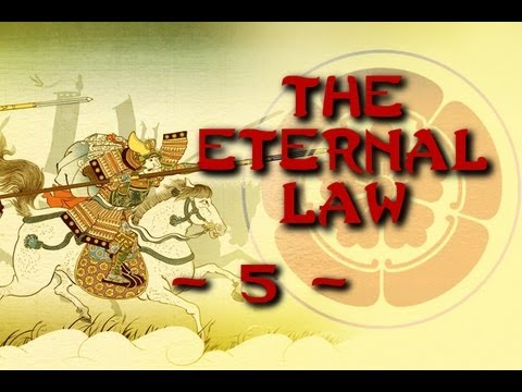 The Eternal Law - Total War Shogun 2 (Radious Mod) Narrative Let's Play - Episode Five