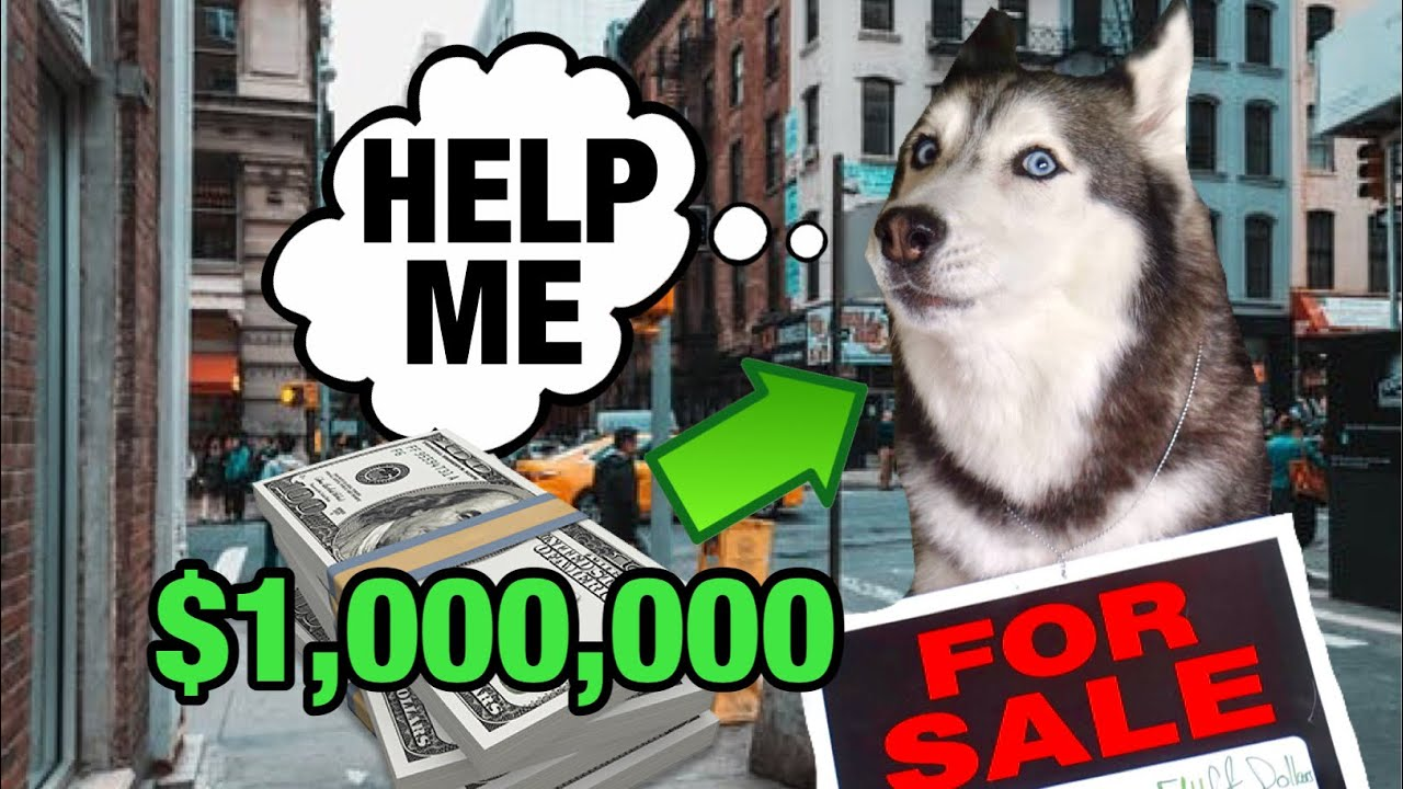 I Sold My Talking Dog For $1,000,000 Dollars! 😱