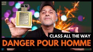 Roja Parfums Danger Pour Homme Parfum Fragrance Review | Full Bottle USA Giveaway