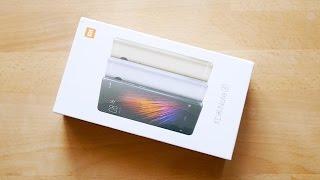 xiaomi Redmi Note 4 Распаковка Обзор