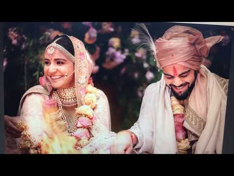 Virat WEDS Anushka First Pictures | Sports Tak