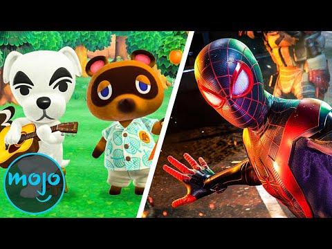 Top 10 Best Video Games of 2020