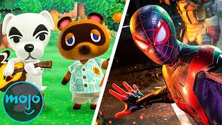 Top 10 Best Viḋeo Games of 2020