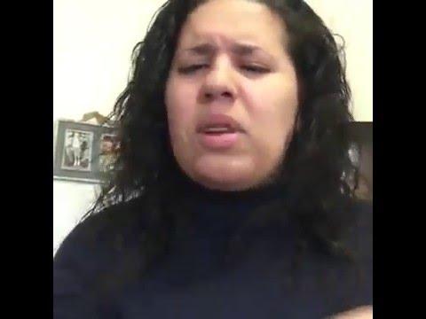 Jossy Concepción Cantando Yo Soy Aquel Y Rompeme A Capela!!