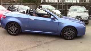 Alfa Romeo Spider 3.2 Lusso For Sale