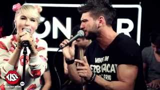 Corina & Dorian Popa - Nimeni Altcineva (live @ KissFM)