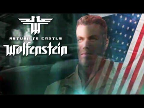 Return To Castle Wolfenstein ► СТРИМ #1