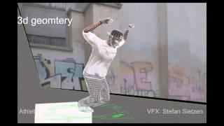 """""""Insane Frontflip"""" Making Of / VFX Breakdown"""