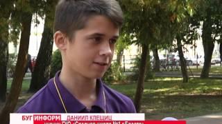 2015-09-24 г. Брест. Соревнования по спортивному ориентированию. Телекомпания Буг-ТВ.