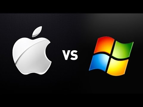 apple computer vs microsoft Browse what the apple store community is saying about mac or air which is the best version of office for my two computers (is microsoft office 1443.