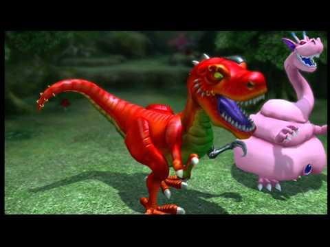 Blue Dragon Boss 31 - Mechosaur