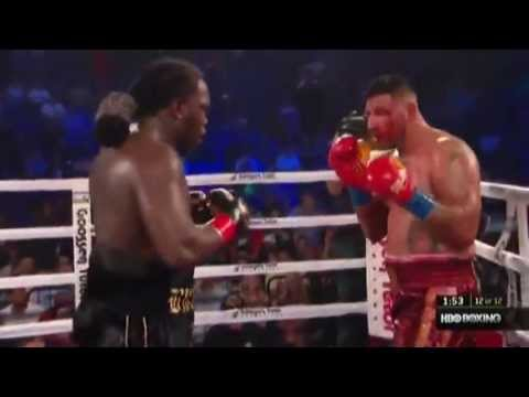 Bermane Stiverne vs Chris Arreola Full Fight | TapTap Sports HQ (Boxing)