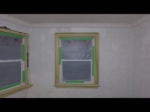 How to Install a Window Casing