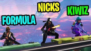 THE BEST LG SQUAD plays the Floor is Lava! - (Kiwiz, Formula, Nicks)