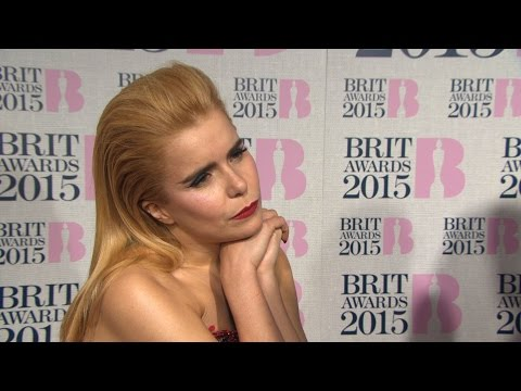 The BRIT Awards 2015 Red Carpet Arrivals