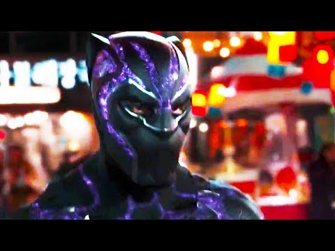 Thumbnail: Black Panther Trailer #2 2017 Movie 2018 Chadwick Boseman - Official