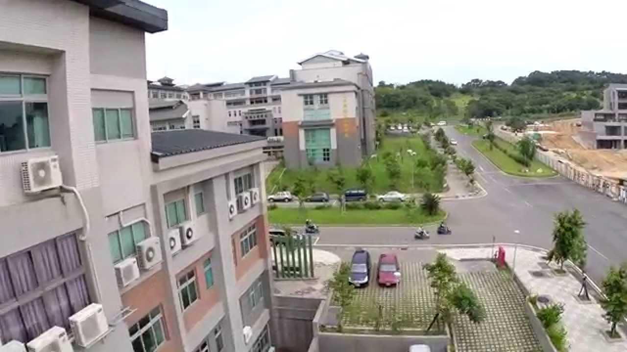 聯合大學美麗的八甲校區 - YouTube